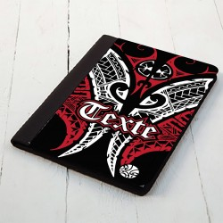 Etuis passeport gothic
