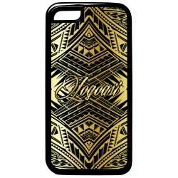 coque gold